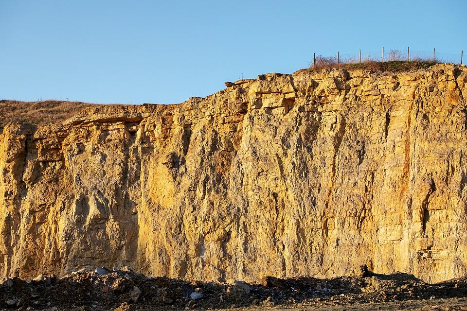 Limestone, Quarry, Black Forest, Rock, Stones
