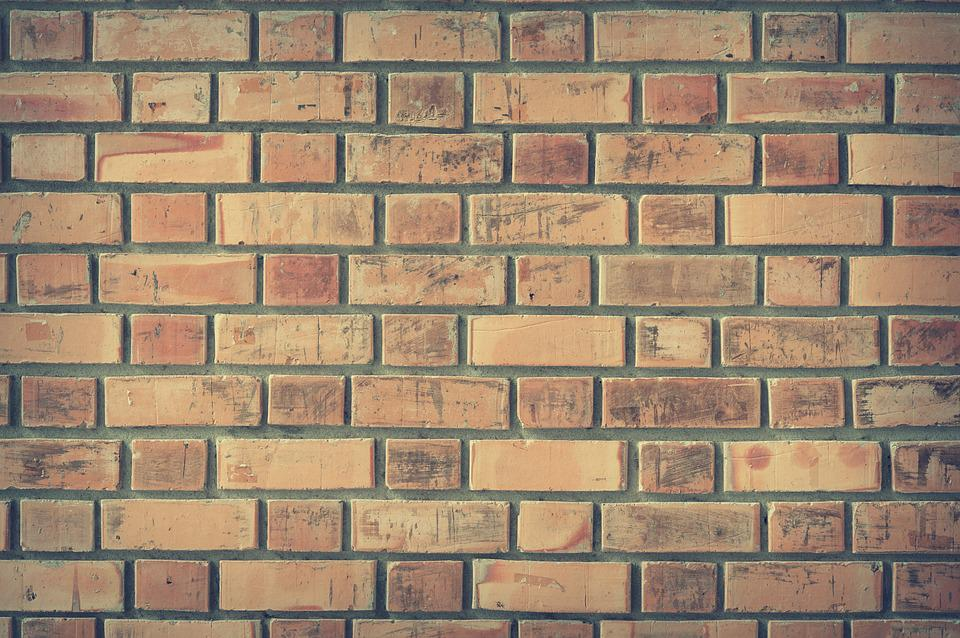 Bricks, Brickwork, Wall, Dirty, Pattern, Stones