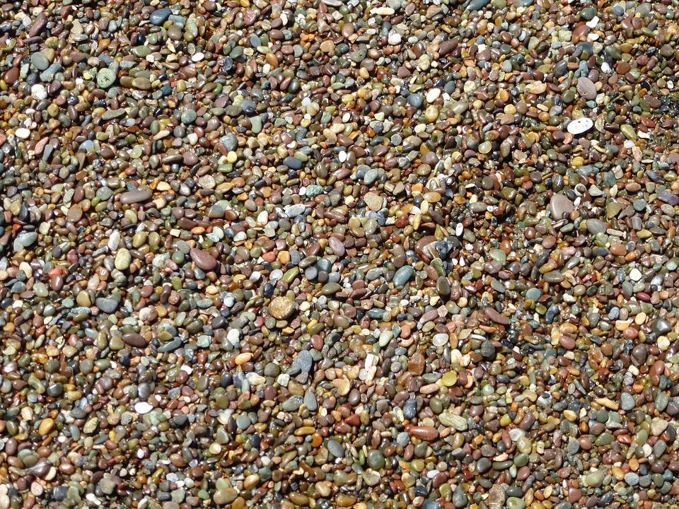 Moonstone Beach California Cambria Stones
