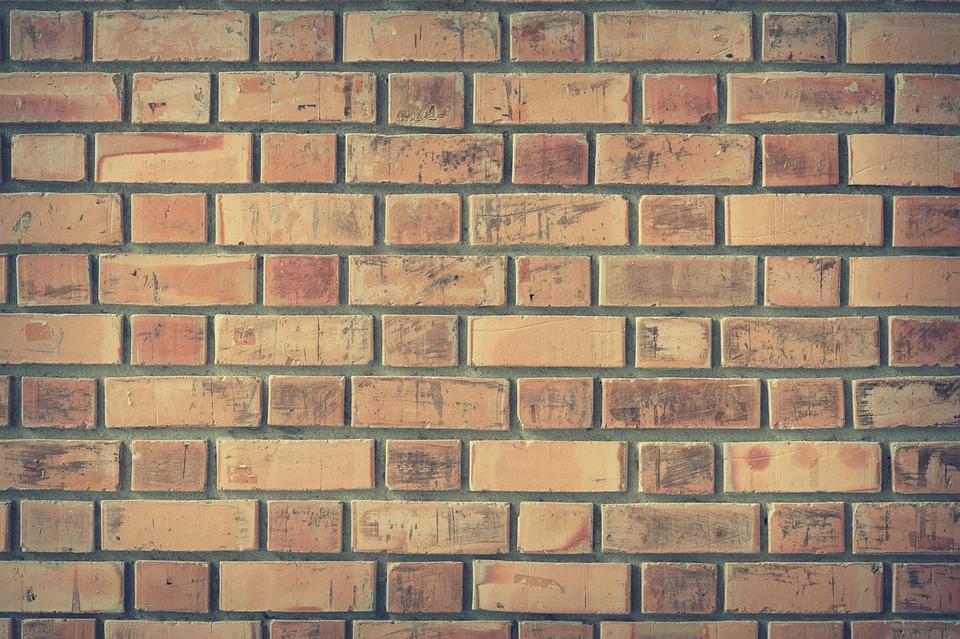 Bricks, Cement, Concrete, Dirty, Pattern, Stones