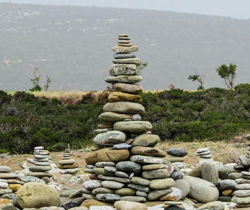 Cyprus, Akamas, National Park, Stones, Nature