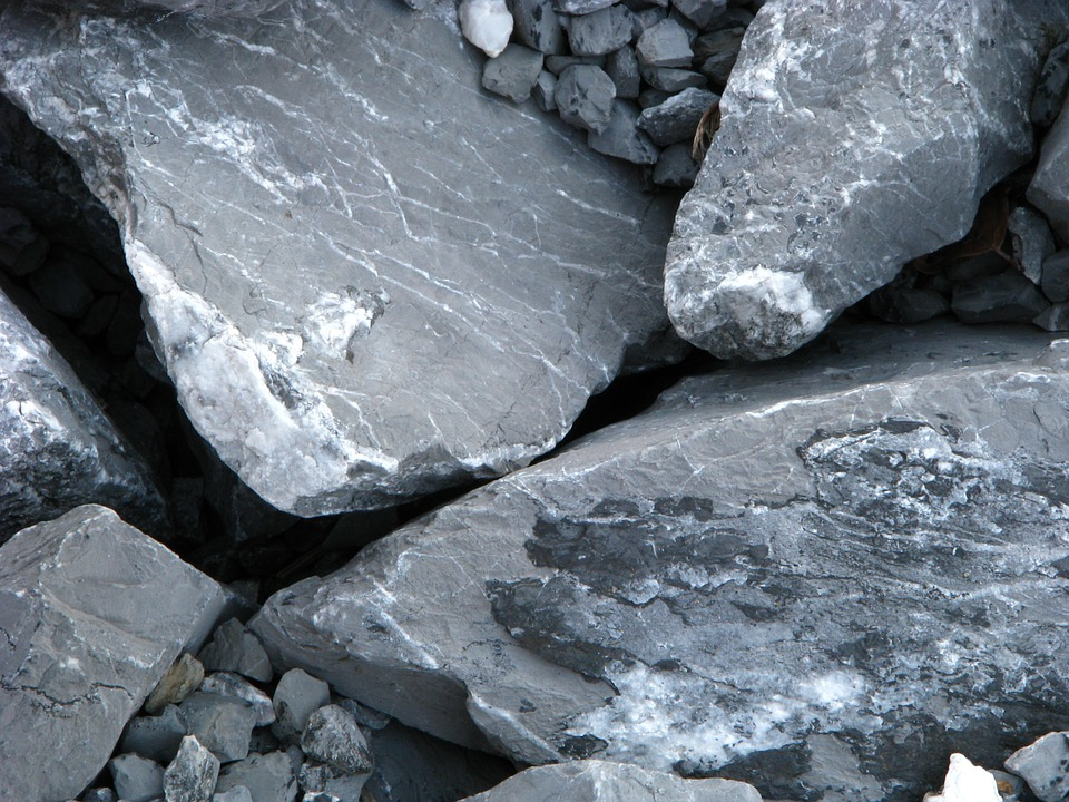 Stones, Garden, Steinig, Gravel