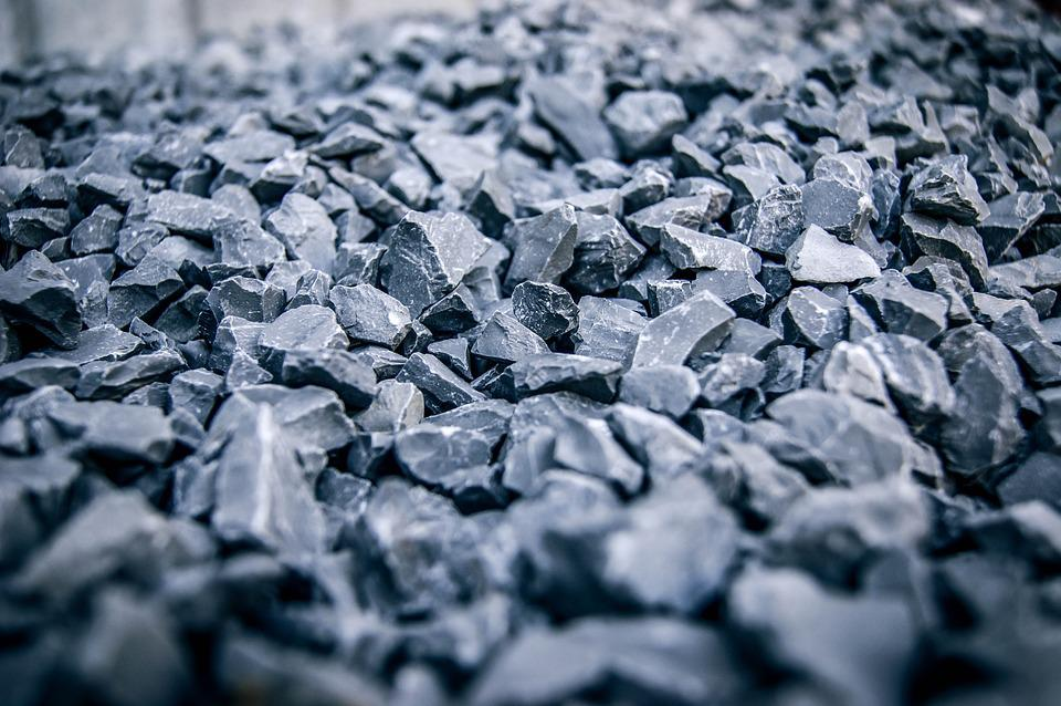 Rocks, Stones, Grey, Close-up, Ground, Hard, Pattern