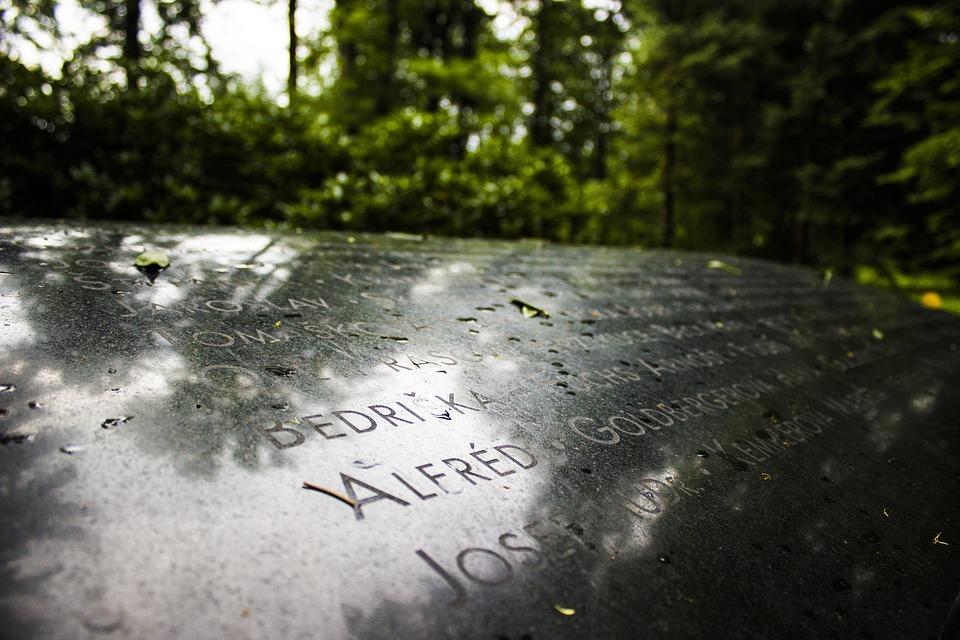 Memorial, Stone, Roinov, Victims, World War I, Stones
