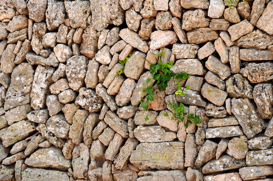 stones wall stone wall masonry natural stone old