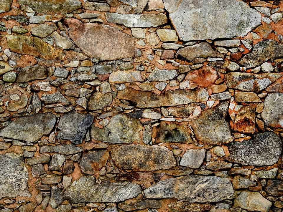 Old Wall, Texture, Stone Wall, Stones, Old