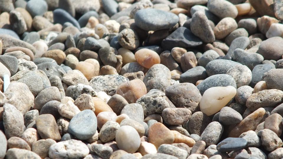 Stones, Coast, Sea, Beach