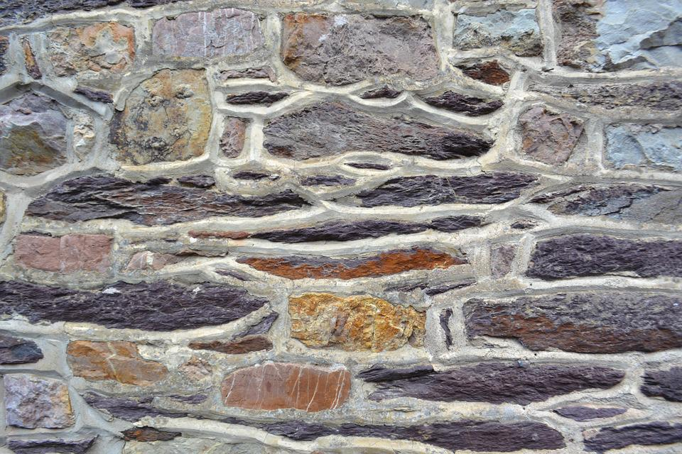 Wall, Pierre, Stones, Stone Wall, Ancient Wall, Texture