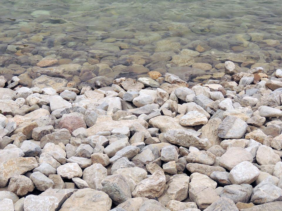 Stones, Water, Rock, Natural, Fresh, Relax, Tranquil