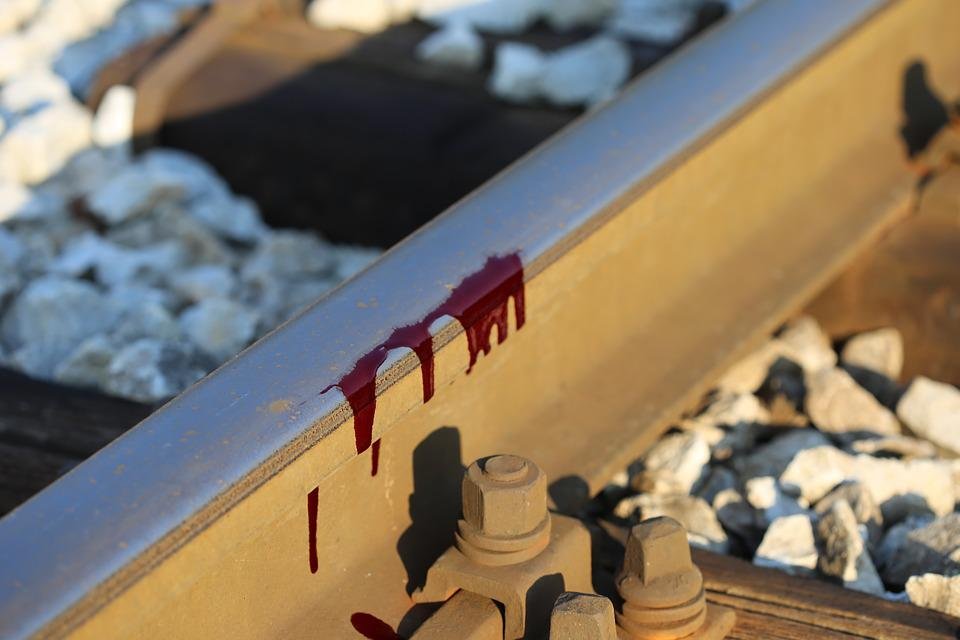 Bloody Rail, Stop Children And Teenager Suicide