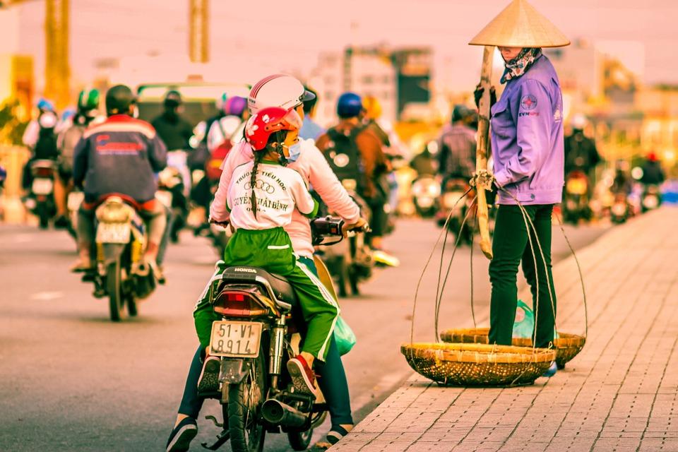 Street, Vendor, Stop, Selling, Food, Retail, Sell