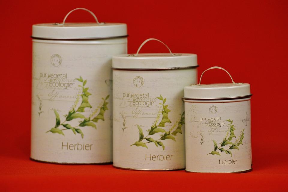 Storage Jars, Storage, Cans, Practical, Store