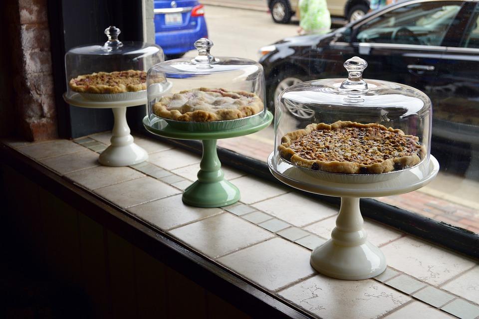 Pie, Pies, Bakery, Store Front, Storefront, Dessert
