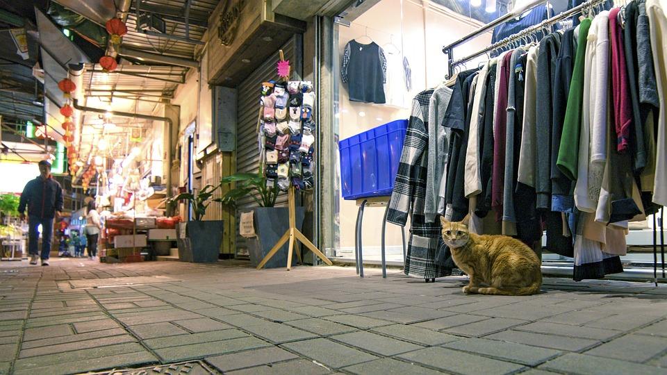 Shopping, Store, Shop, Market, Street, City