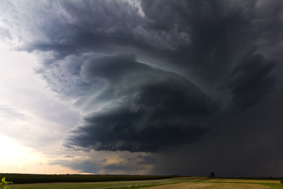 Super Cell, Germany, Storm, Forward, Storm Hunting
