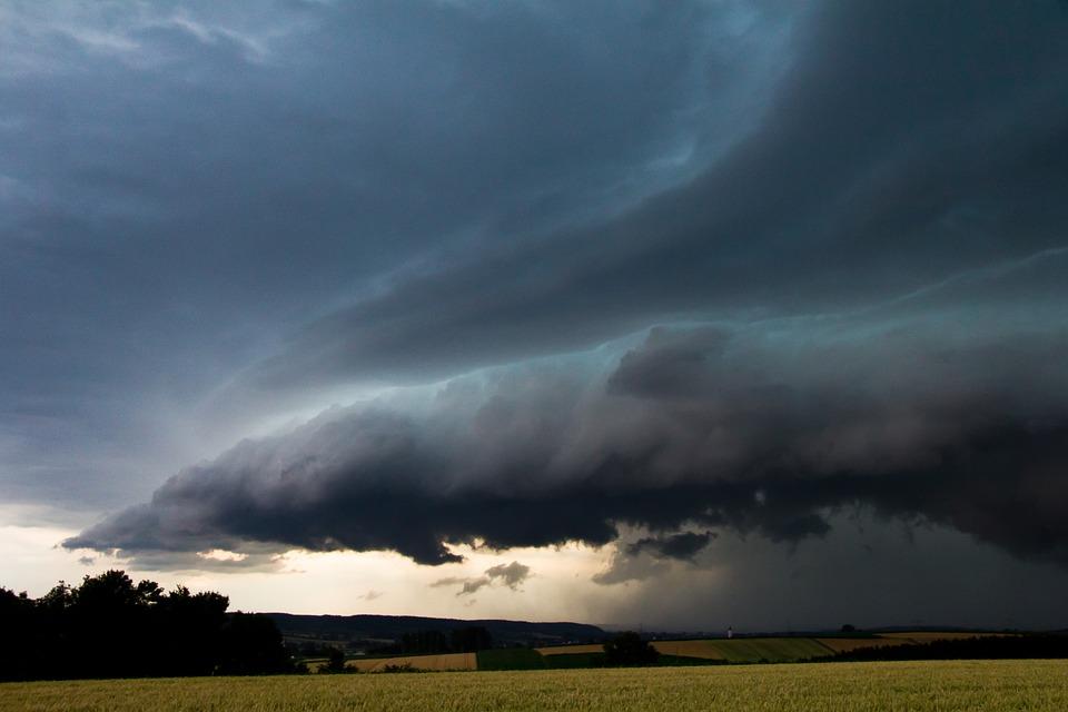 Storm, Thunderstorm, Shelf Cloud, Storm Hunting