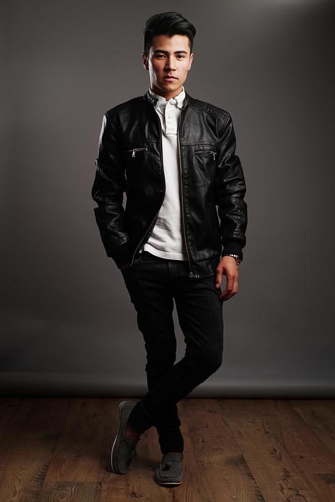 Straight Looking, Photoshoot, Model, Businessman