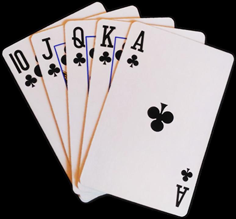 Poker, Casino, Games, Straight