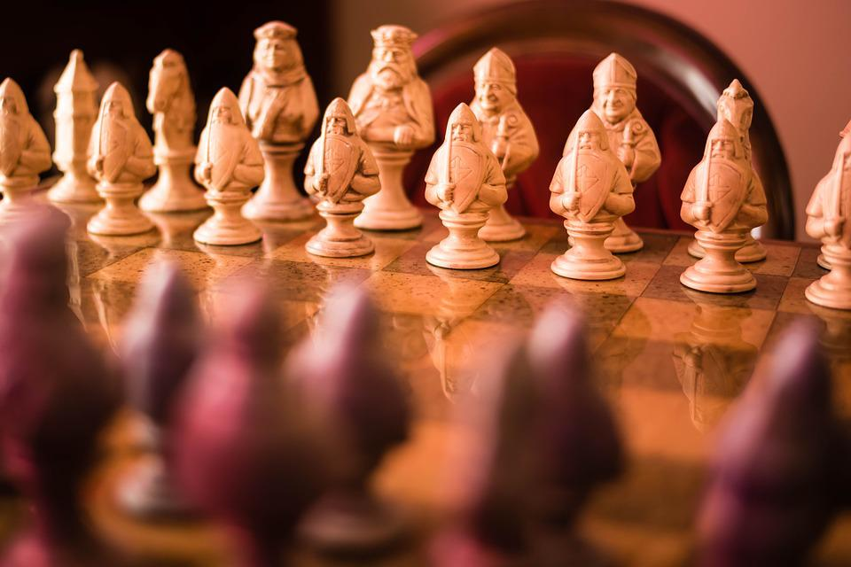 Chess, Chess Set, Game, Board, Pawn, Strategy