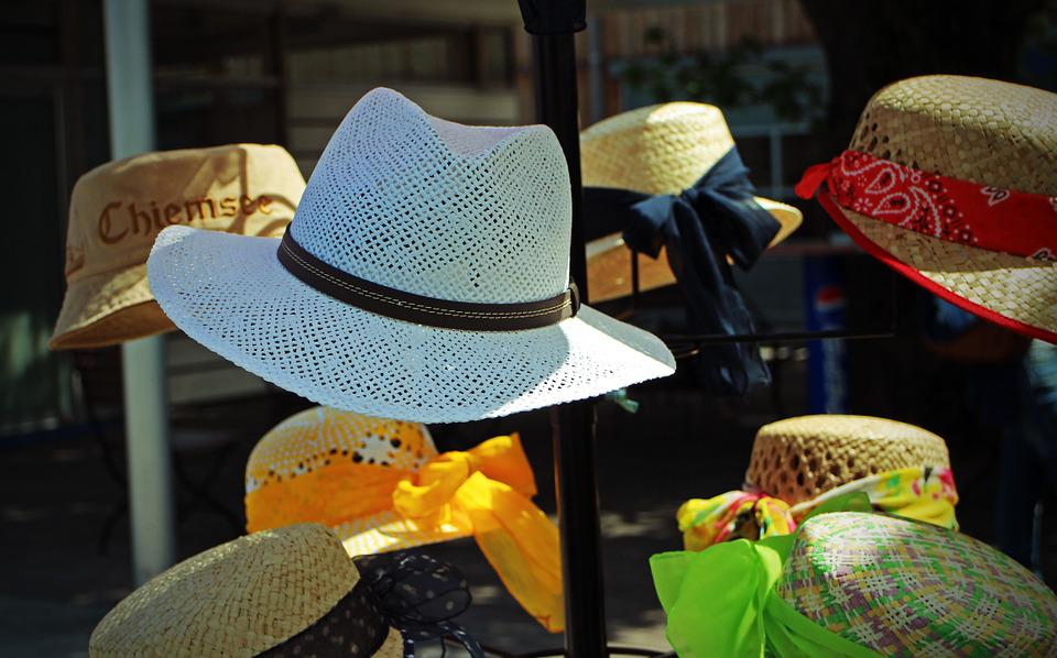 Sun Protection, Hat, Straw Hat, Headwear, Sun Hat