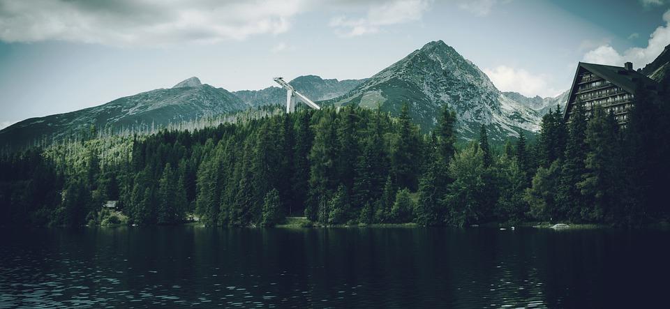 Vysoké Tatry, Strba Tarn, Pleso, Hotel