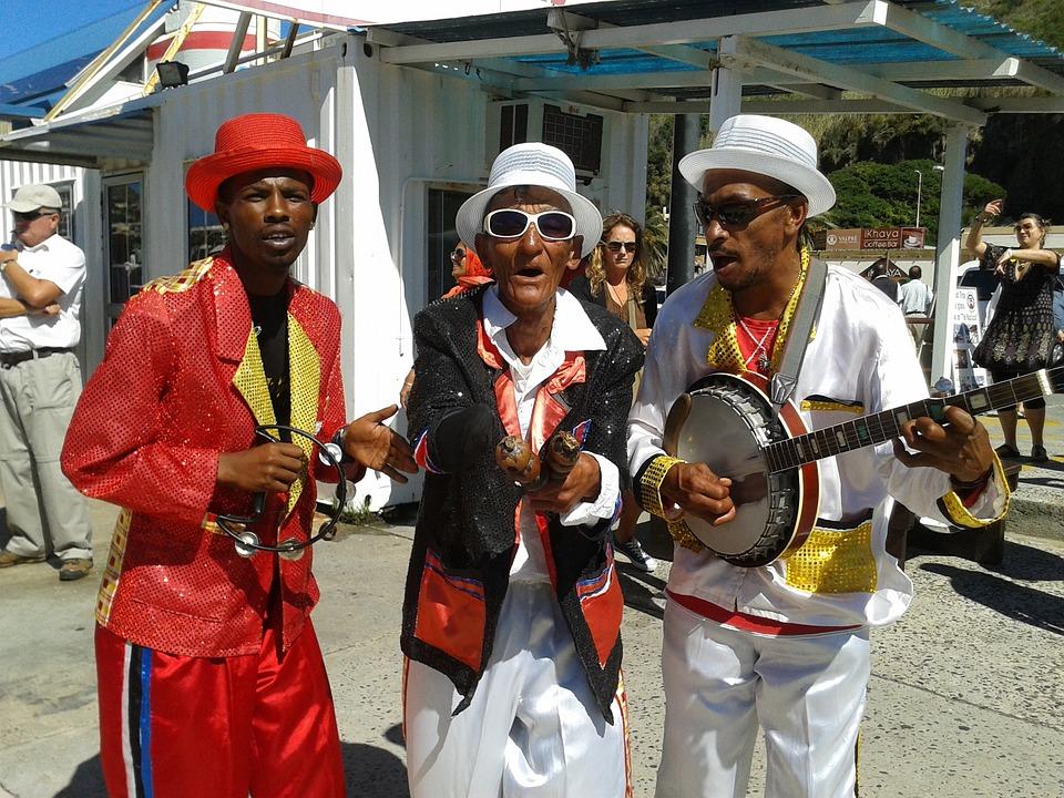 Jazz, Street, Band