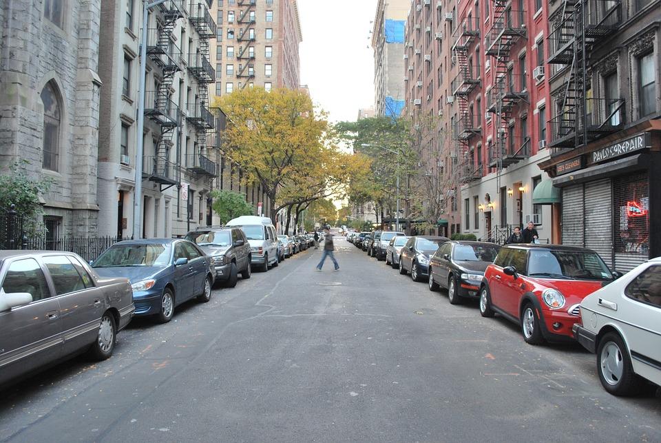 Street, Car, City, Road, Traffic