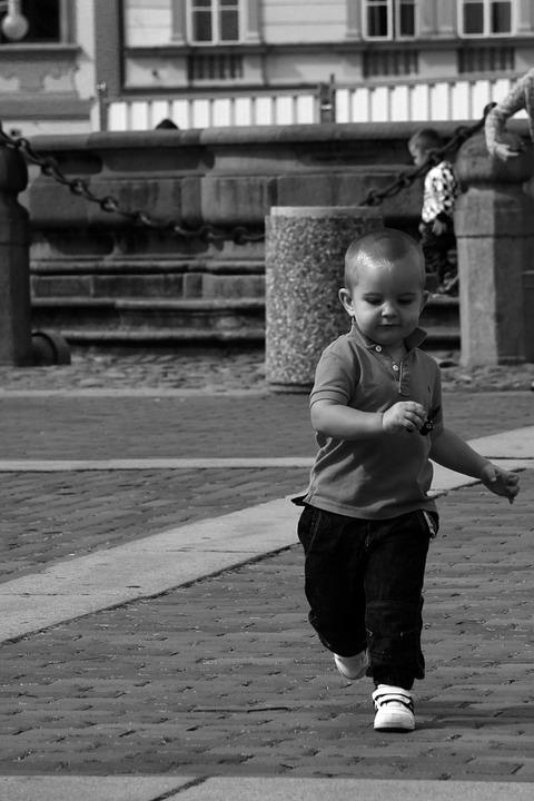 Child, Street, Reportage