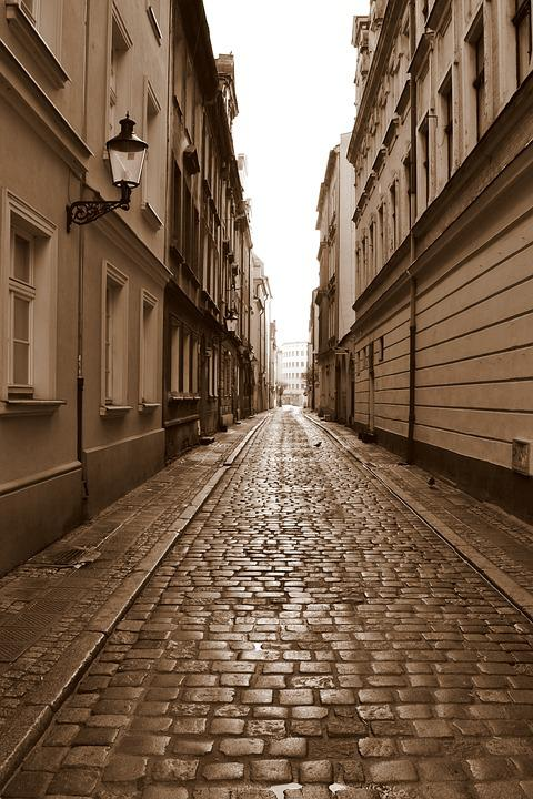Street, Old, Architecture, City, Facade, Historically
