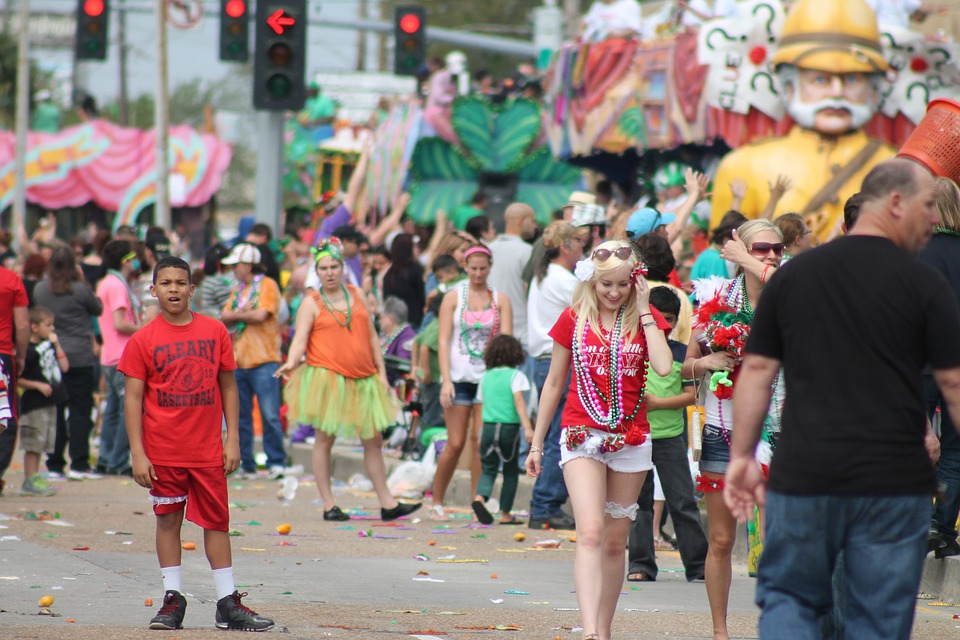 Parade, Festival, Irish Parade, Celebration, Street