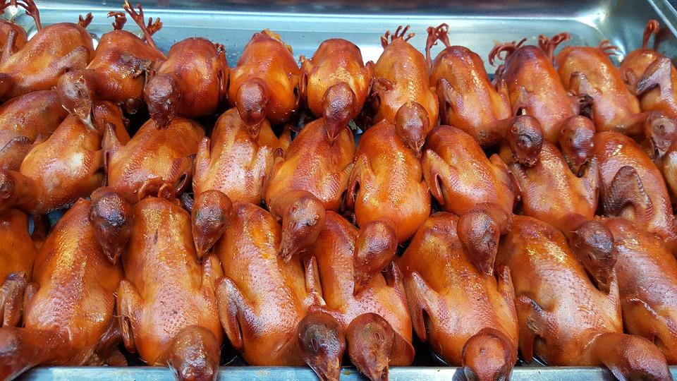 Free Photo Street Food Roasted Chicken Chicken Grilled Chicken Max