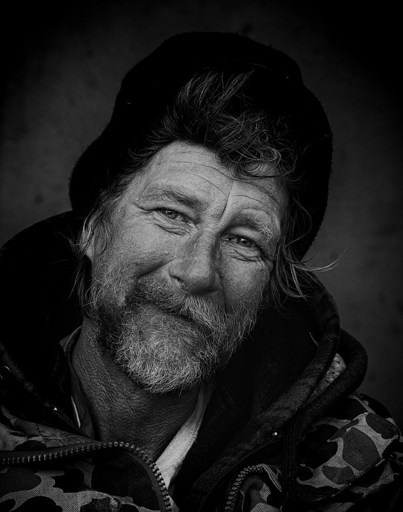 People, Portrait, Street, Face, Human, Man, Homeless