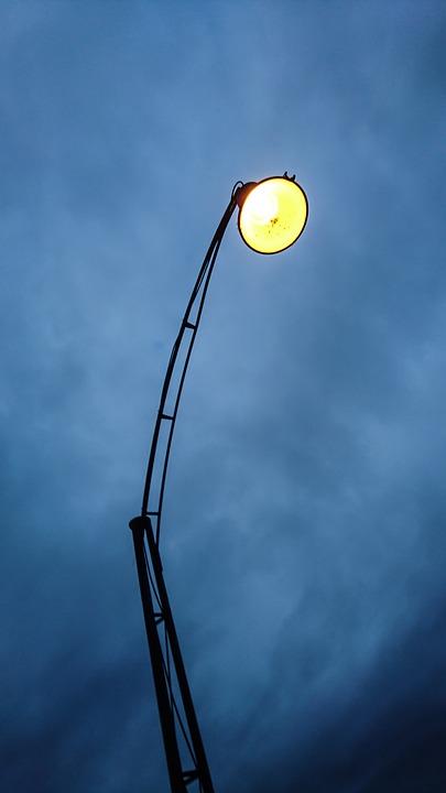 Lantern, Light, Street Lamp, Lamp, Lighting, Metal