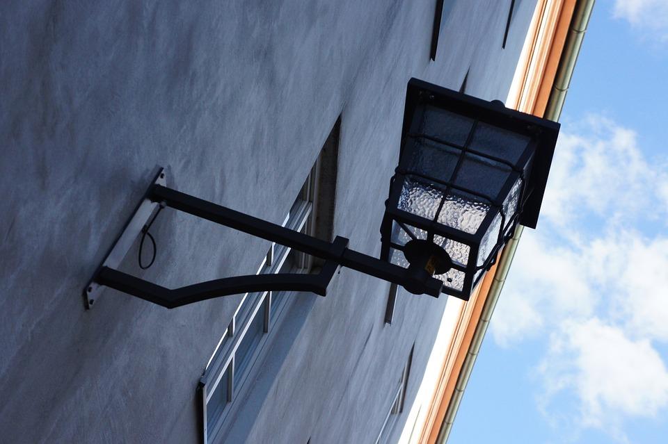 Lantern, Street Lamp, Historic Street Lighting, Light
