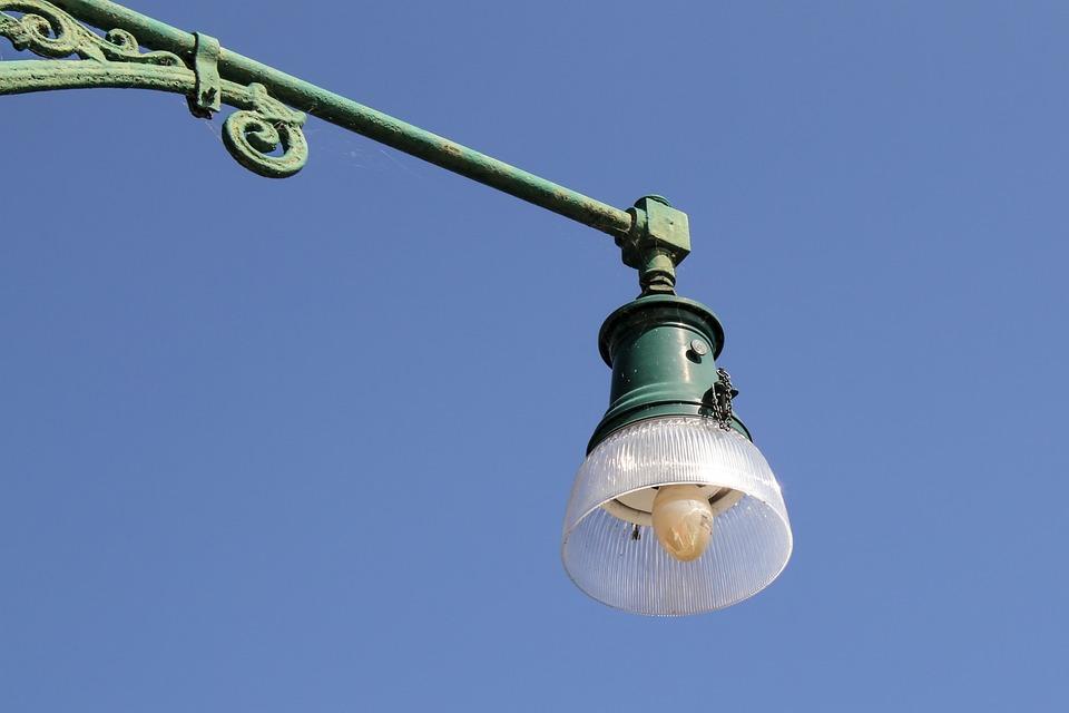 Street Lamp, Lighting, Old, Street Lighting