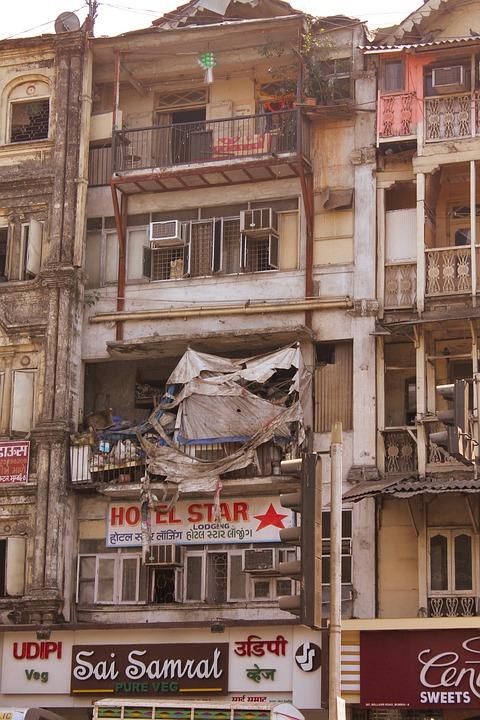 Mumbai, India, Mumbai Streets, Street Life, Travel