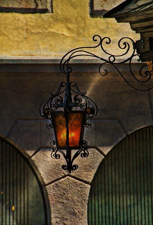Lantern, Street Light, Lighting, Lamp, Light