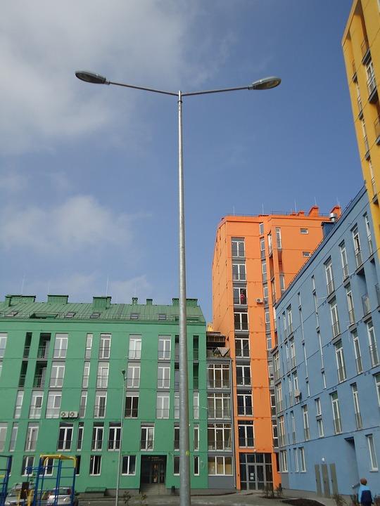 Lighting Poles, Street Lighting