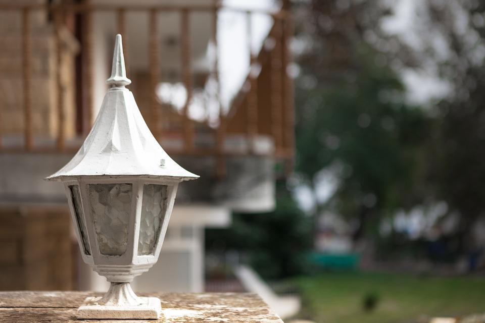 Lamp, Street, Tree, Blur, Nature, Plant, Green, Lights
