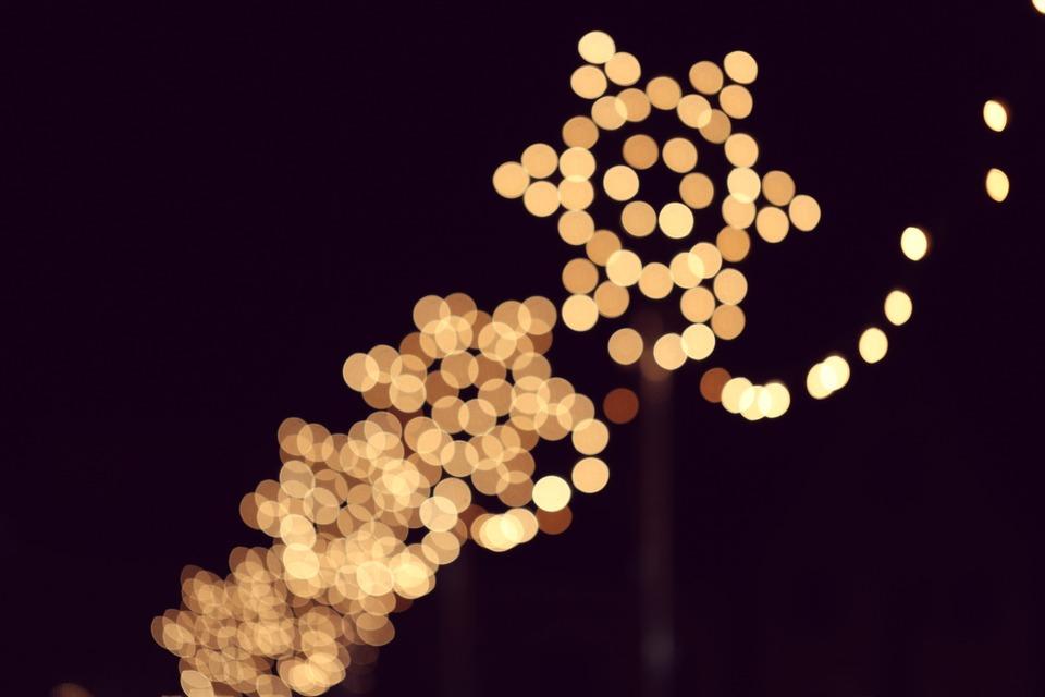 Star, Christmas, Darkness, Section, Street, Parish