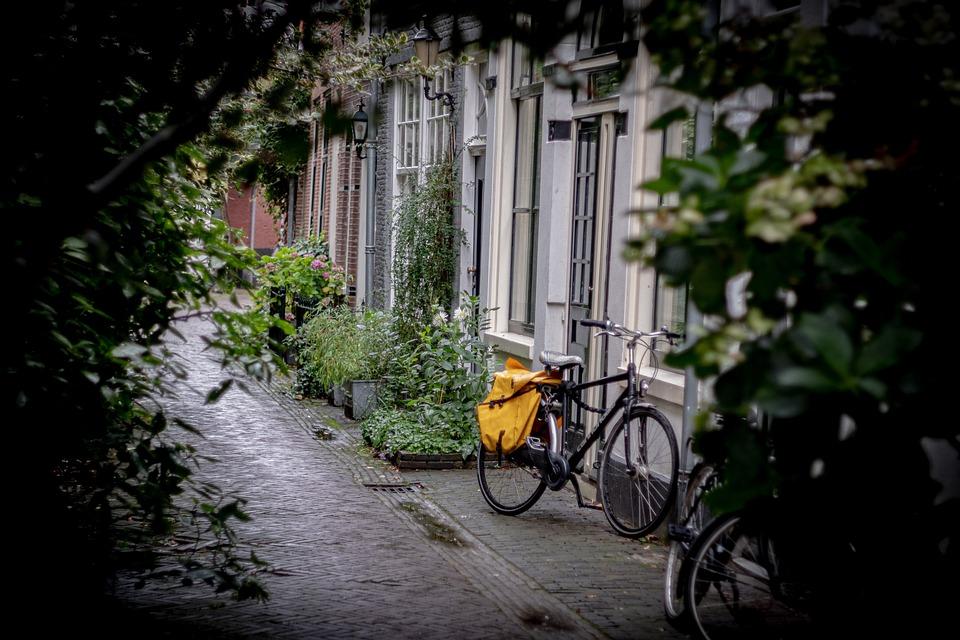 Bicycle, Street, Street Photography, Bike, City, Road