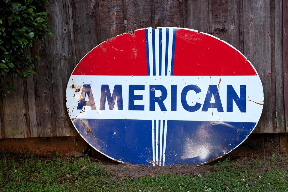 Shield, Street Sign, Usa, America, United States