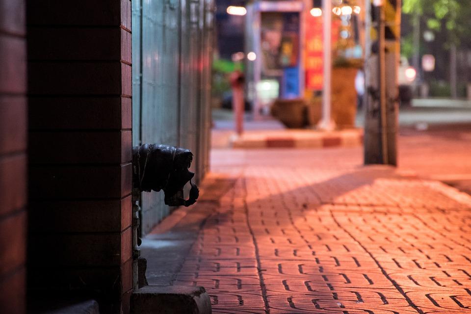 Street, In The City, Chaos, Thailand, The Air, Clean
