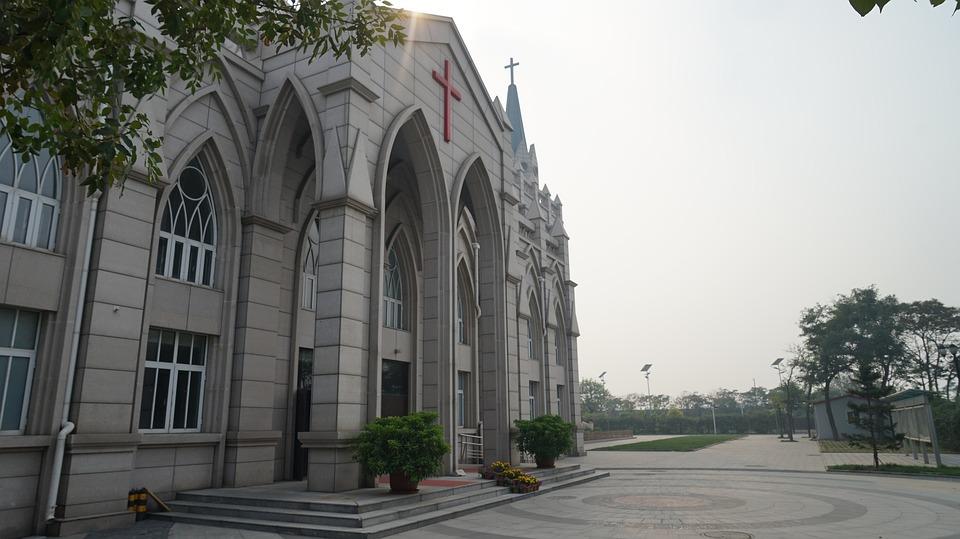 Church, The Scenery, Street