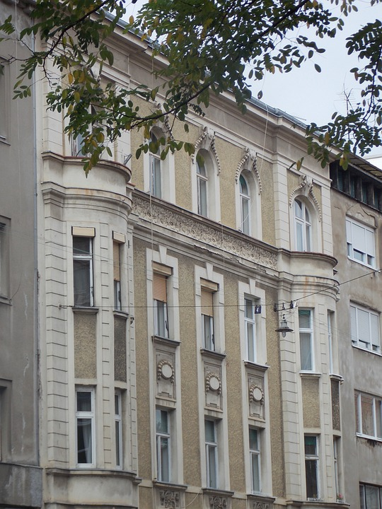 Zagreb, Croatia, City, Building, Architecture, Street