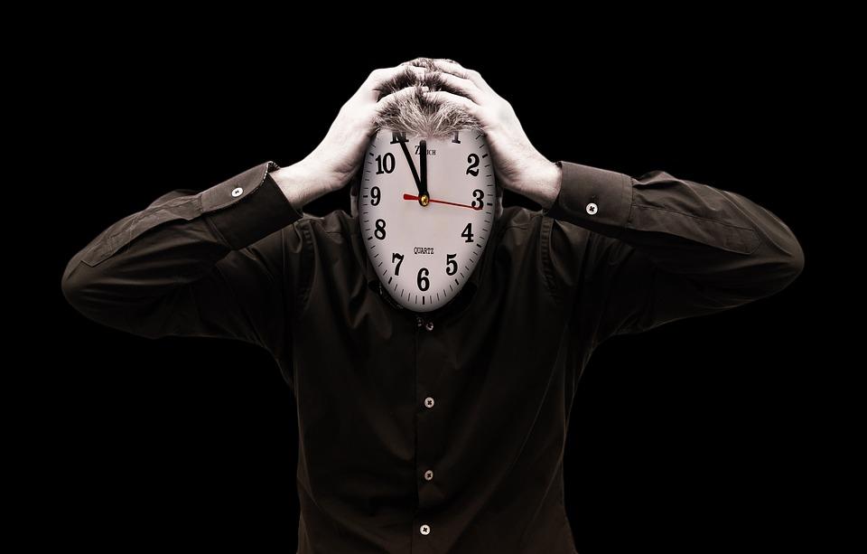 Stress, Burnout, Businessman, Man, Person, Dates
