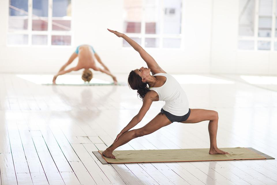 Yoga, Asana, Pose, Hatha, Woman, Girl, Stretching