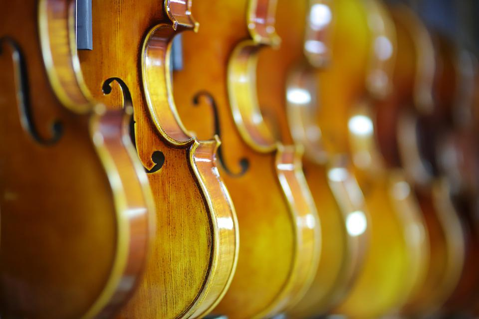 Violin, Instrument, Music, Stringed Instruments