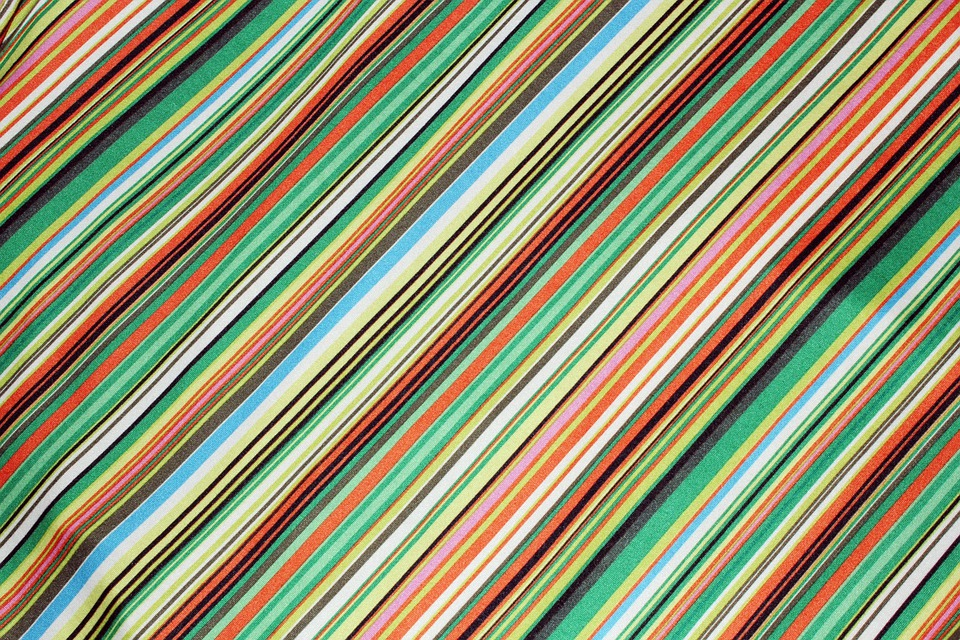 Stripe Colorful Cloth, Stripe, Pattern, Background