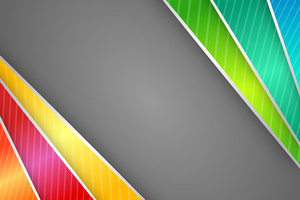 Abstract, Border, Colorful, Strips, Stripes